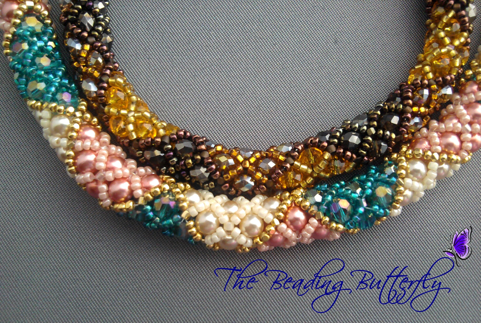 the beading butterfly beaded and jewelry by kassie